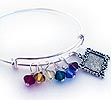Mother Birthstone bracelet
