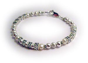 small Pearl Mothers Bracelet