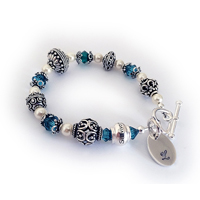 Cancer Survivor Bali Bracelet