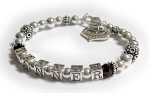 Mother Bracelet created by Designs By Leigha