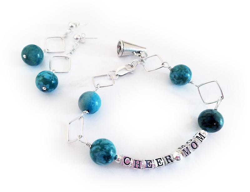 CHEER MOMMY Bracelet