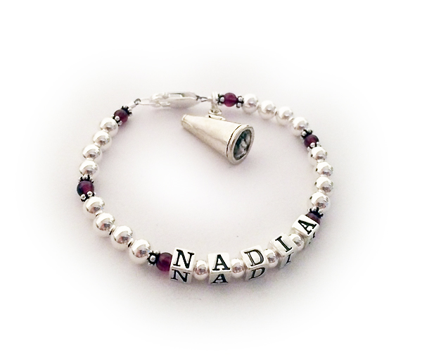 Allison personalized bracelet