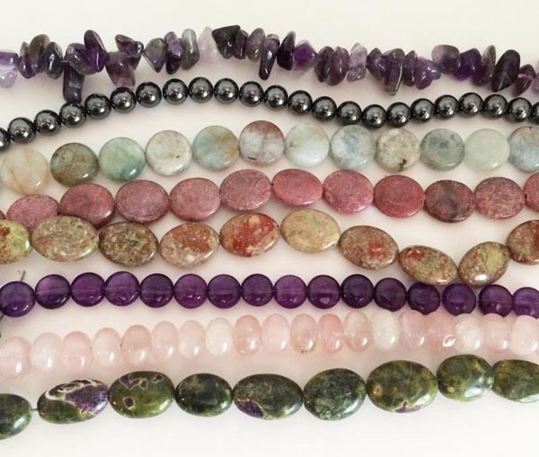 Gemstone Options at Designs By Leigha
