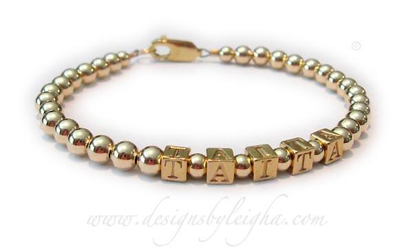 taita gold mothers bracelet