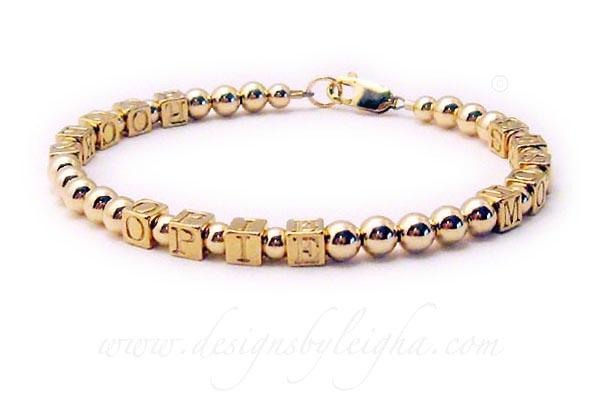 Gold mother bracelet bracelets amp bangles design ideas