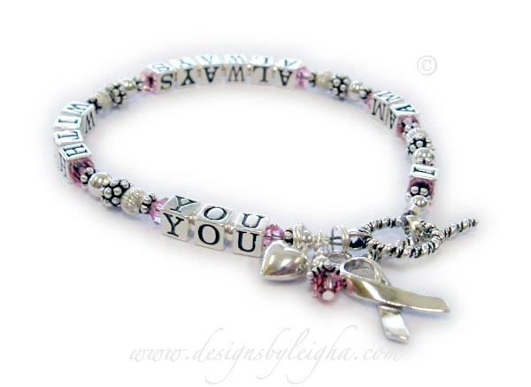 I AM ALWAYS WITH YOU Religious Jewelry