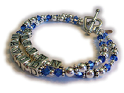 Crystal Mother Bracelets for mommys everywhere