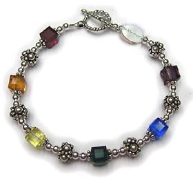 Rainbow Bracelet no2 Gay Pride Bracelet #2