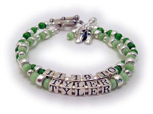 Irish Name Bracelet Irish Mom Bracelet