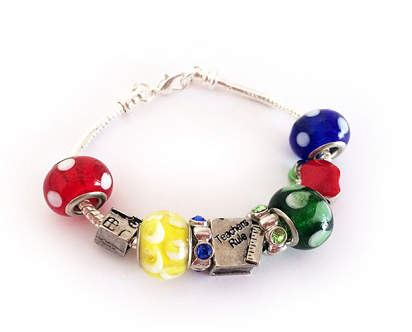 Teachers Rule Bracelet
